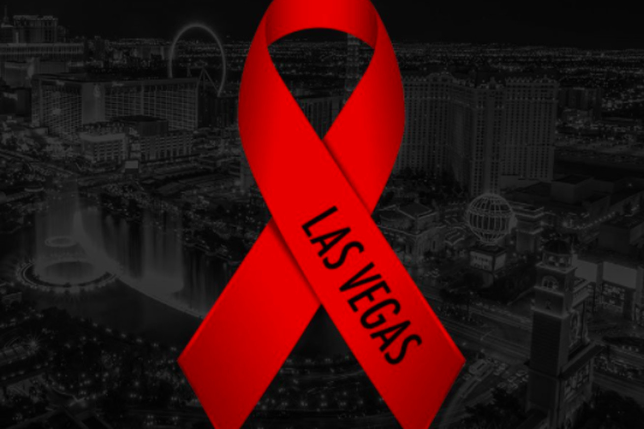 Standing with Las Vegas
